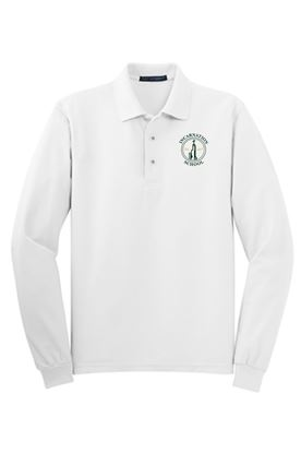 Picture of Incarnation Unisex Long Sleeve Uniform Polo by Port Authority K500LS
