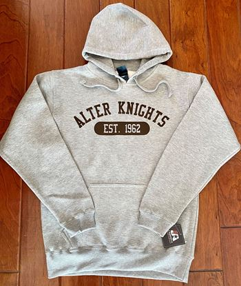 Picture of Alter Knights Est. 1962 Unisex Premium Hooded Sweatshirt by J. America 8824 - Oxford