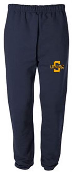 Picture of St. Charles Unisex Pants by Jerzees 4850MR