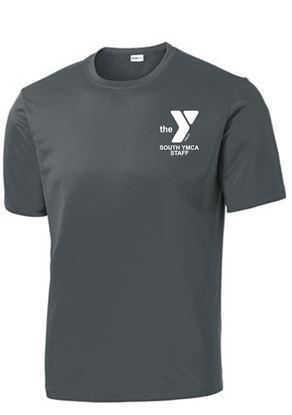 Picture of YMCA Unisex Dri Fit Short Sleeve Tee by Sport Tek ST350