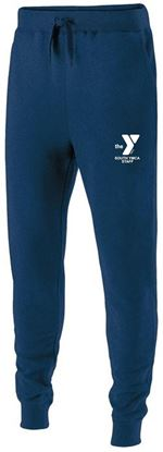 Picture of YMCA Unisex Fleece Joggers by Holloway 229548