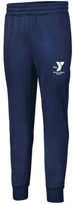 Picture of YMCA Unisex Performance Fleece Joggers by Augusta 5566