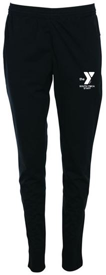 Picture of YMCA Ladies Tapered Leg Pant by Augusta 7733