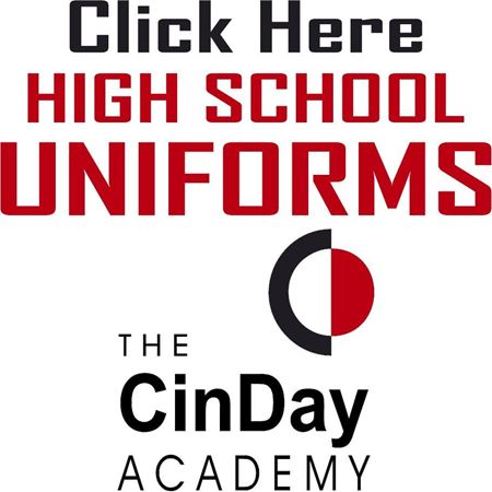 Picture for category CinDay Academy High School Uniform