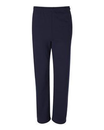 Picture of 50% OFF Bishop Leibold Youth Navy Sweatpants 974YP