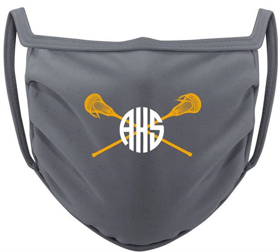 Picture of Alter Girls Lacrosse Youth or Adult Mask by Augusta 6821/6822 - White or Grey
