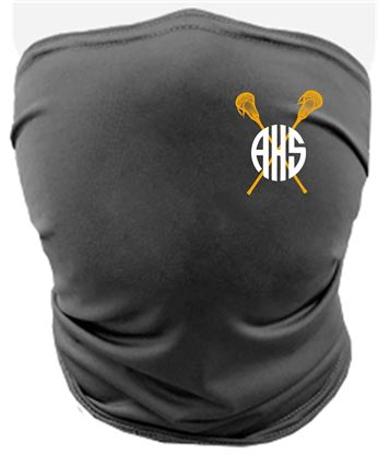 Picture of Alter Girls Lacrosse Neck Gaiter by Badger 190000 - White or Grey