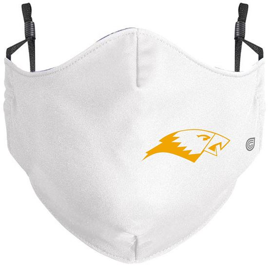 Picture of Bishop Leibold Youth or Adult Coolcore Mask by Holloway 222508/222608 - White, Grey or Royal