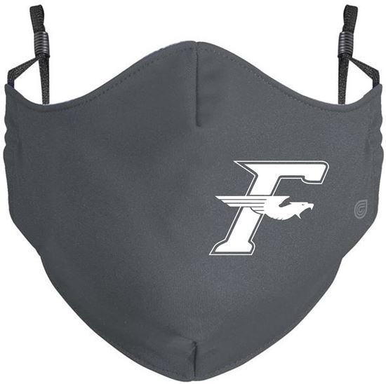 Picture of Kettering Youth or Adult Coolcore Mask by Holloway 222508/222608 - White, Grey or Navy