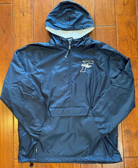 Picture of Kettering Fairmont Band Unisex All Weather Pullover by Charles River 9905 ONLY 1 LEFT! SIZE AM!