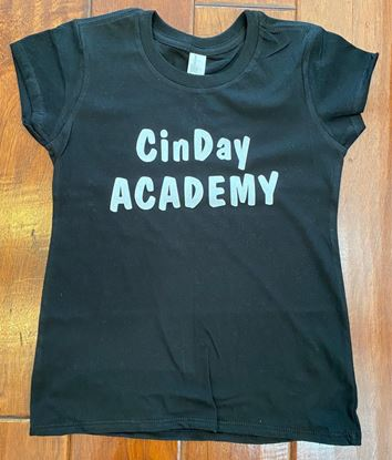 Picture of CinDay Academy GLITTER Logo 29M/DT6000/29LS/18000/18500 - Black or Red
